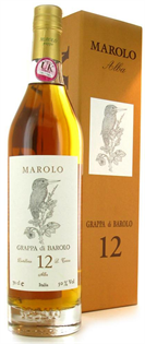 Marolo Grappa di Barolo 12 Year 750ml